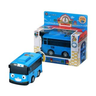 Tayo The Little Bus Tayo Pull Back Metal Mainan Mobil [Original]