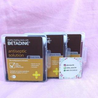 Betadine Antiseptic Solution Stick