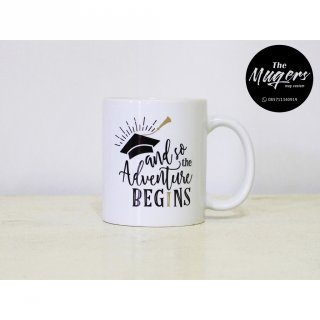 The Mugers - Mug Custom Wisuda