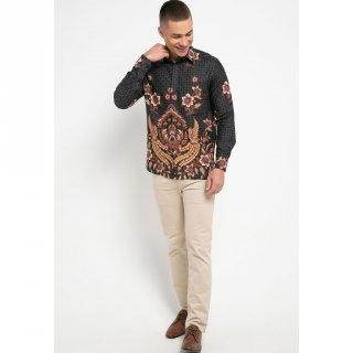 Arthesian Kemeja Batik Pria - Mahrez