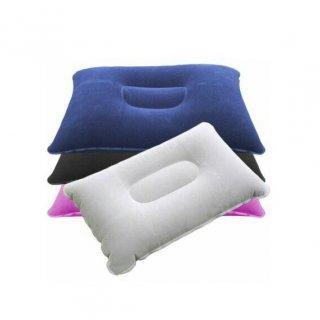 Bantal Kotak Tiup Travel Pillow Kecil