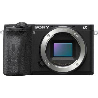 Sony Alpha A6600 ILCE