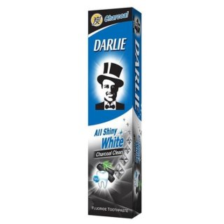 Darlie All Shiny White Charcoal