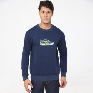 Tendencies Zombie Snack Sweater Pria