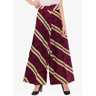 Koesoema Clothing Karina Parang Celana Kulot Batik Wanita