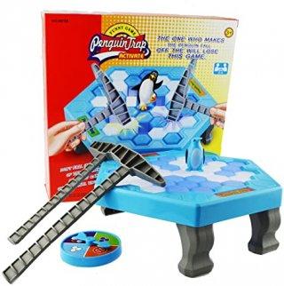 Penguin Trape Game
