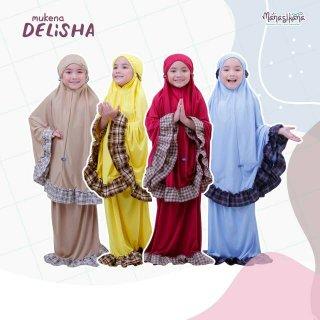 Mukena Anak Delisha by Manasikana