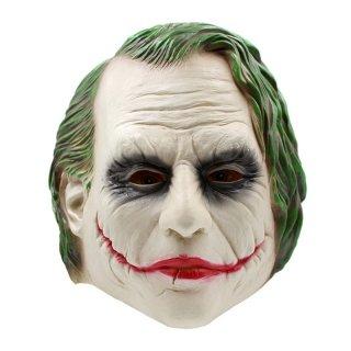 Topeng Dewasa Joker Seram Bahan Latex