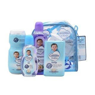 Cussons Baby Mini Bag Set Perlengkapan Bayi
