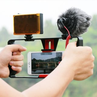 Ulanzi Smartphone Video Handle Rig Filmmaking Stabilizer