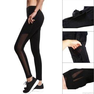Celana Yoga Panjang Slim