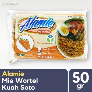 Alamie - Mie Wortel Kuah Soto