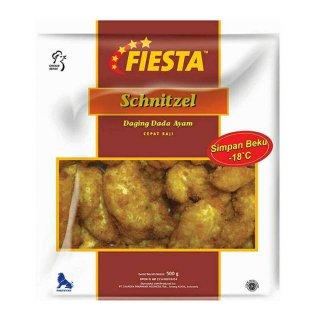 Fiesta Schnitzel