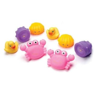 Playgro Bath Time Squirties
