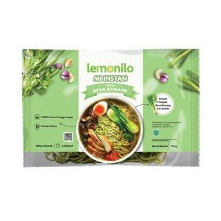Lemonilo Mie Kuah Instan Rasa Ayam Bawang