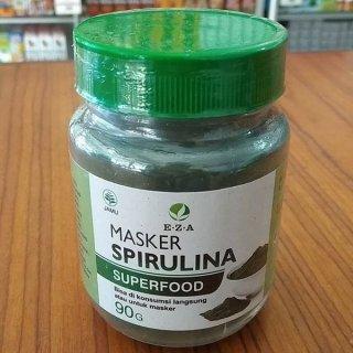 Eza Masker Spirulina Superfood