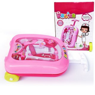 Mainan Anak Little Doctor Set Angel Suitcase