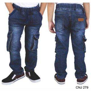Celana Jeans Anak Cowok Catenzo Junior CNJ 279