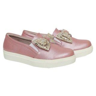 Catenzo Junior Sepatu Flat Pesta COB 001 SALEM