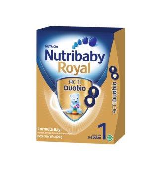 Nutricia Nutribaby Royal Acti Duobio+ 1
