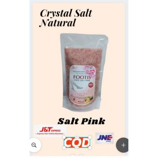 Footis Food Salt Pink