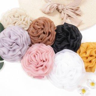 Scrunchie Flower by Nonnetedy