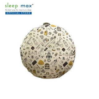 Sleep Max Floor Cushion/Bantal Lantai Kanvas