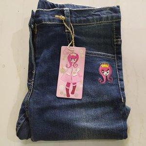 Rodeo Junior Girl - Jeans Anak Perempuan - Dark Blue
