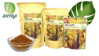 Organic Palm Sugar Gula Aren