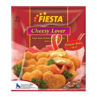 Fiesta Nugget Cheesy Lover