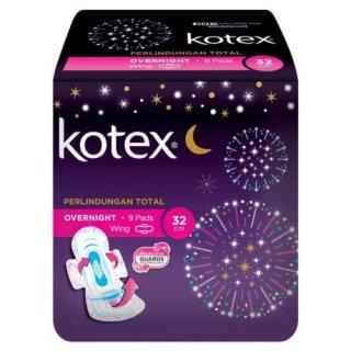 Kotex Overnight ProActive Guard