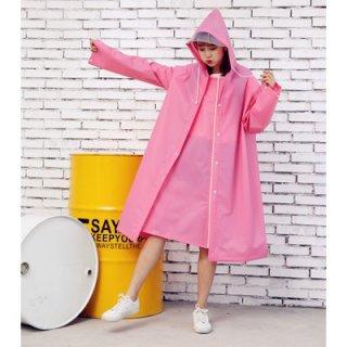 EVA 3-in-1 Adult Thick Raincoat