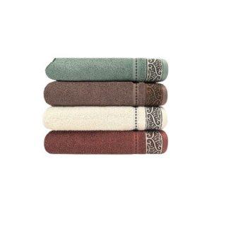 Terry Palmer Morning Whistle Aharon Bamboo Cotton Handuk Mandi-70x135cm