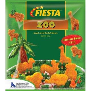 Fiesta Nugget Zoo