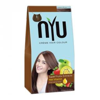 NYU Creme Hair Color