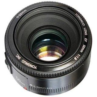 Yongnuo YN 50mm F1.8 Fix Lens
