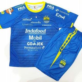 Jersey Persib Anak Baju Bola Anak Setelan