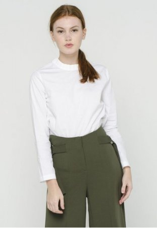 The Executive-Long Sleeve Blouse