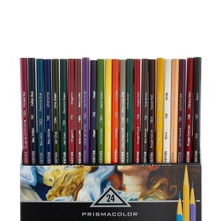 Prismacolor Premier Verithin 24 Colored Pencils Sets