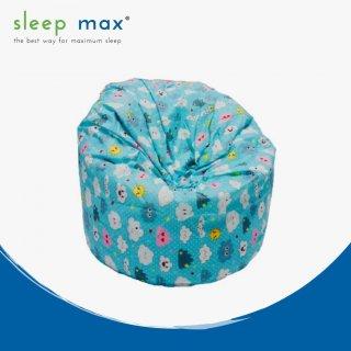 Sleep Max Sofa Bean Bag / Round Bean Bag