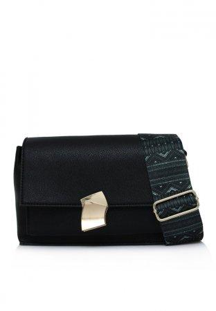 Tas Elizabeth Leyla Sling Bag Black