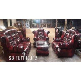 Sofa Tamu Jaguar Kepang