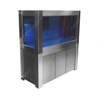 Boyu Set Akuarium Dan Kabinet Ly-1500a D