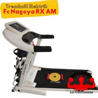 Treadmill Elektrik Nagoya RX AM Gym