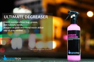 nanoTECH Protection Ultimate Degreaser