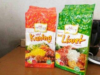Family Rice Nasi Kuning