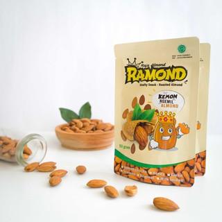 Ramond Kacang Almond Panggang