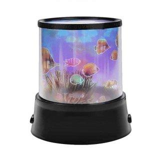 Lampu Tidur Proyektor Ocean Expert