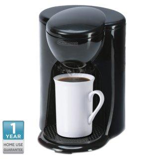Black + Decker Mesin Kopi Coffee Maker DCM25-B1