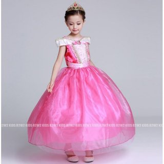 Dress Princess Aurora Pink B2W2